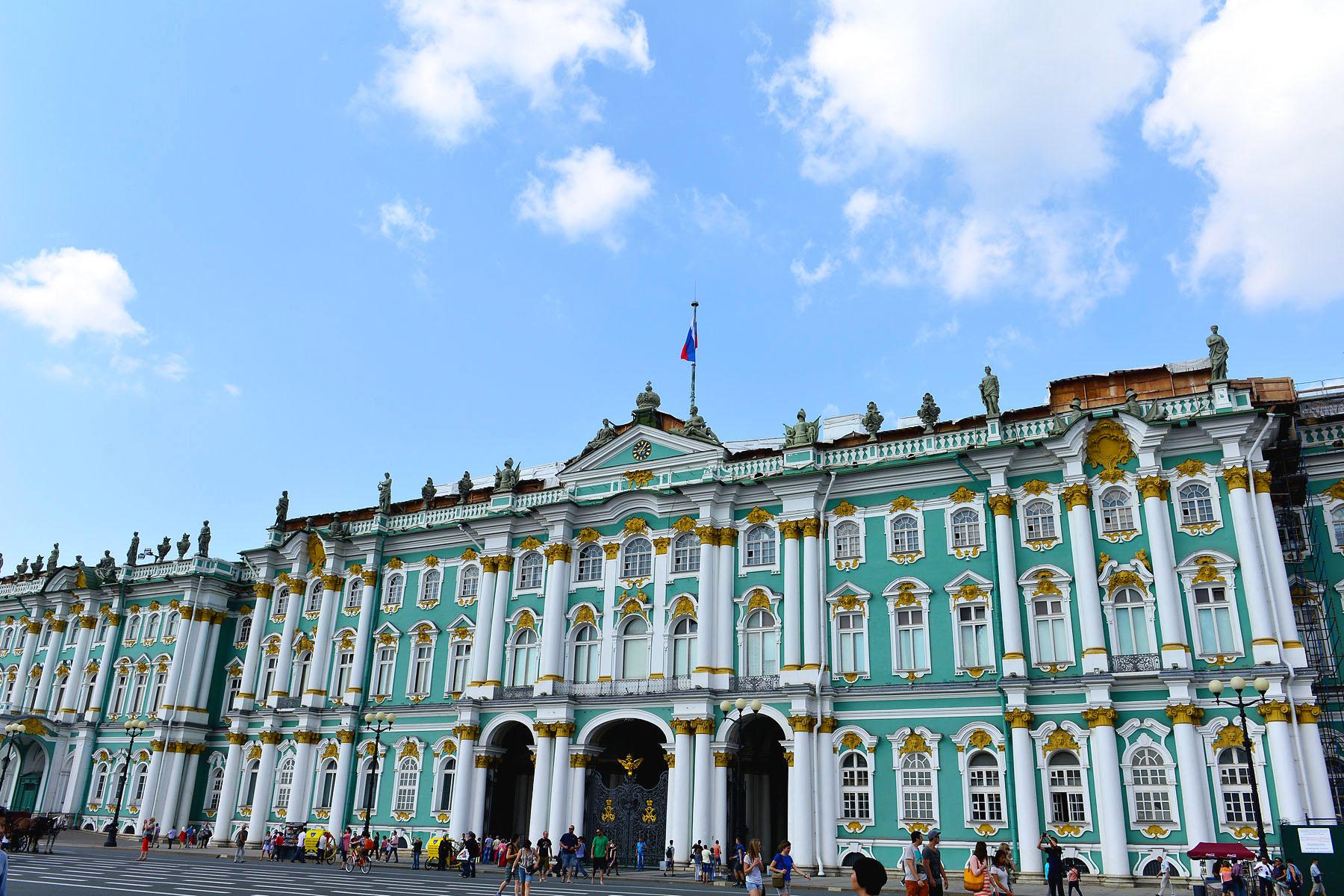 俄罗斯冬宫