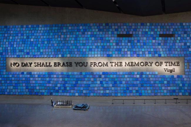 美国911国家纪念博物馆