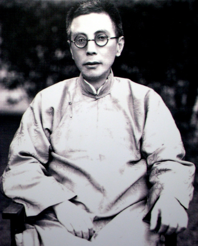 张静江(1877—1950)