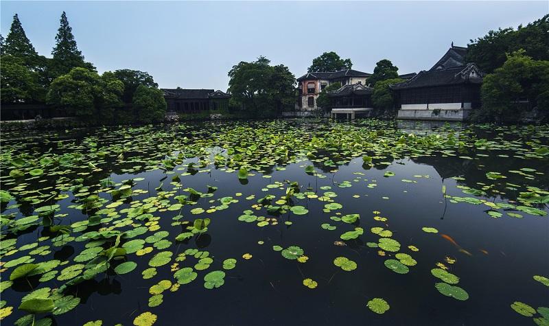 江南私家园林巨构——小莲庄