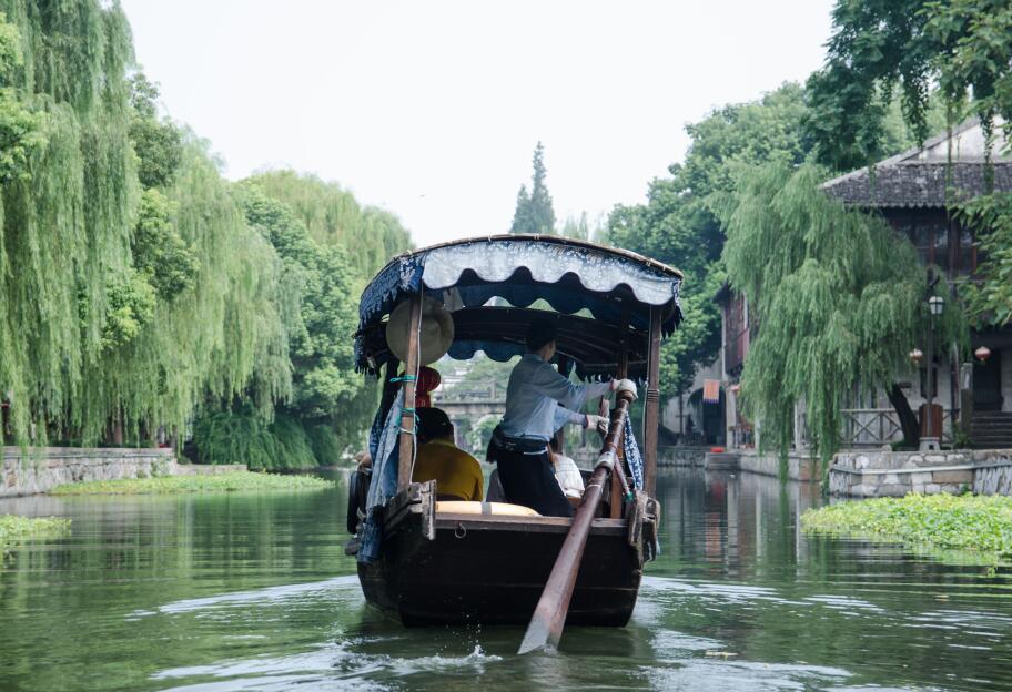 南潯古鎮船票(小蓮莊-廣惠橋)包船