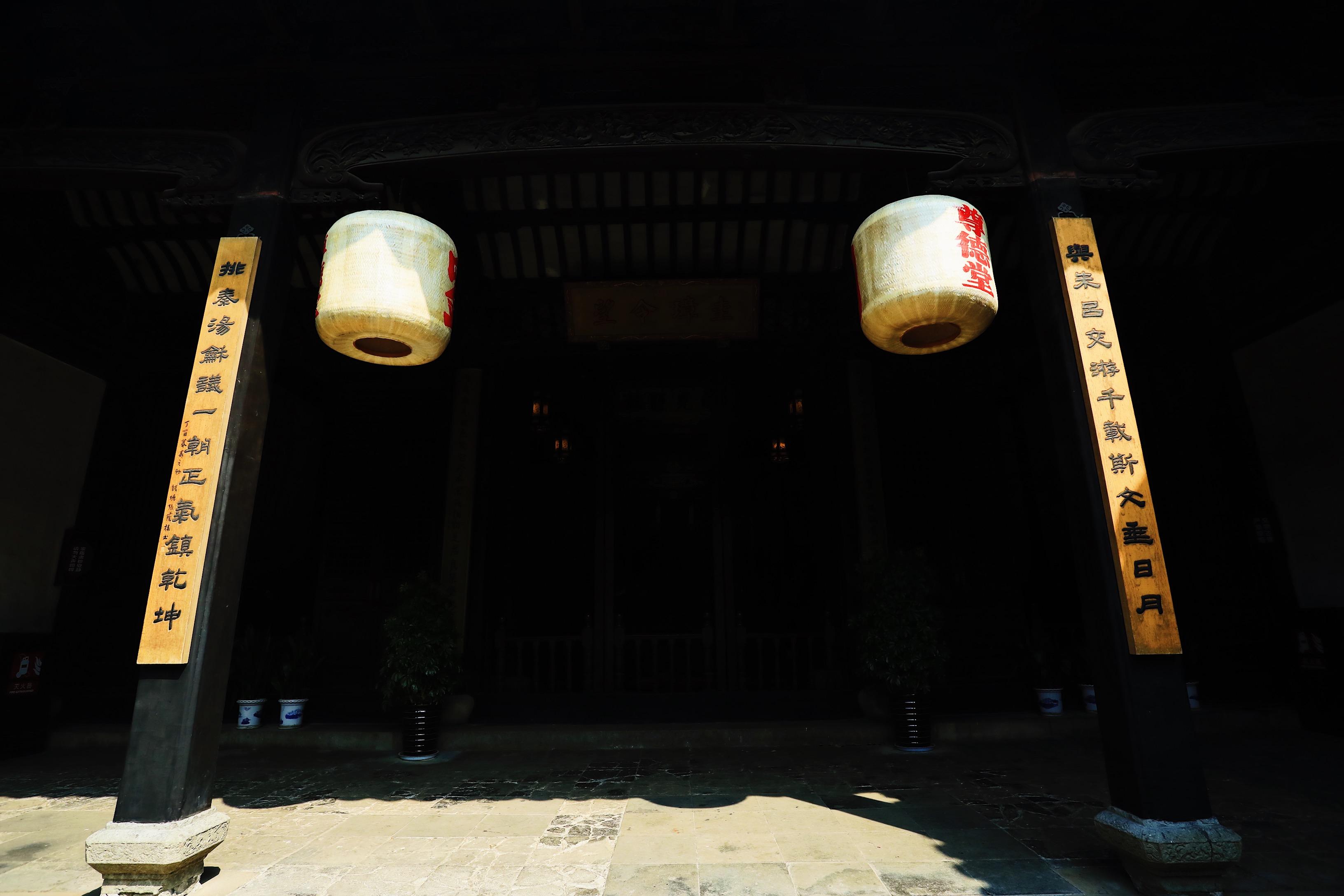 【浔·知】南浔小课堂 | 美景之外,刘家楹联也值得一品!